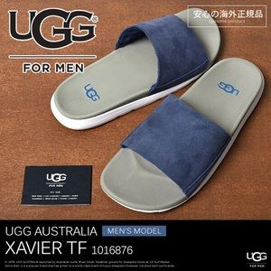 🆕UGG XAVIER TF. Genuine sterling slide sandal